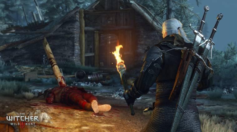 Egy modder visszahozta a The Witcher 3: Wild Hunt E3-as bemutatójában látott szörnyeket bevezetőkép