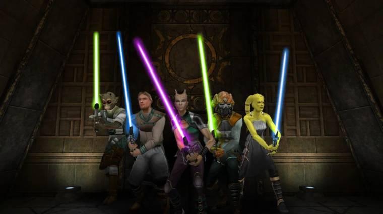 Véletlenül egy szerverre kerültek a Jedi Academy konzolos és PC-s játékosai, nem lett jó vége bevezetőkép