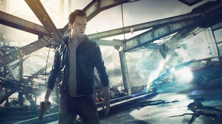 Quantum Break - gyorsan nézz bele! bevezetőkép