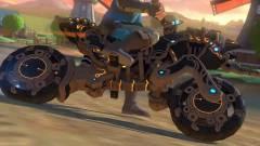 Mario Kart 8 Deluxe - szeretnéd Linket új motoron? kép