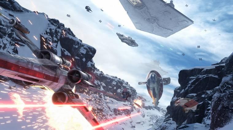 Star Wars Battlefront 2 - erre számíthatunk a folytatástól bevezetőkép