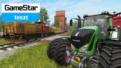 Farming Simulator 17 teszt - a farm, ahol élünk kép