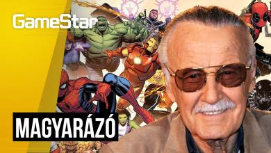 Elment a legnagyobb hős - Stan Lee magyarázó
