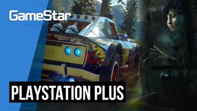 Ajándék játékok a fa alá - PlayStation Plus 2018 december