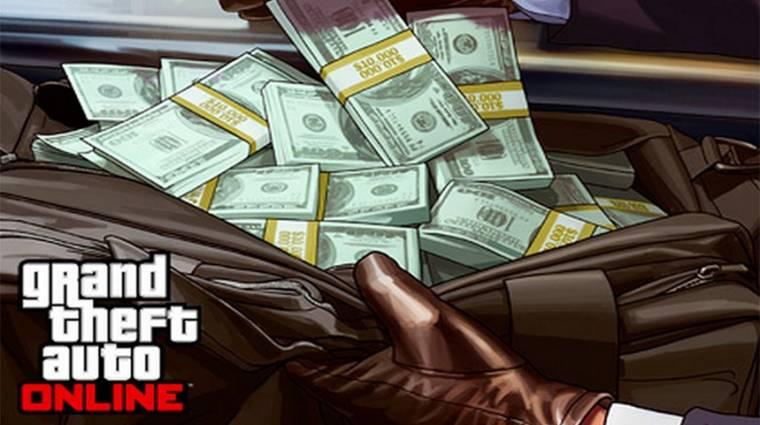 A GTA Online játékmódjai most tripla jutalmat kínálnak bevezetőkép
