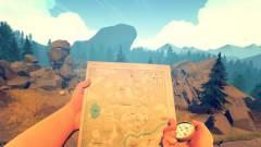 Van egy rejtett játék a Firewatch egyik kiadásában kép