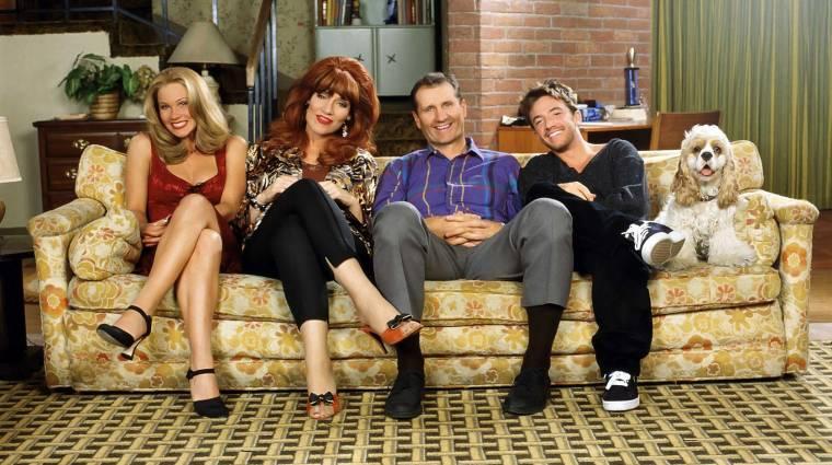 Az Egy rém rendes család Peggyje a hajával mérte a sorozat sikerét bevezetőkép