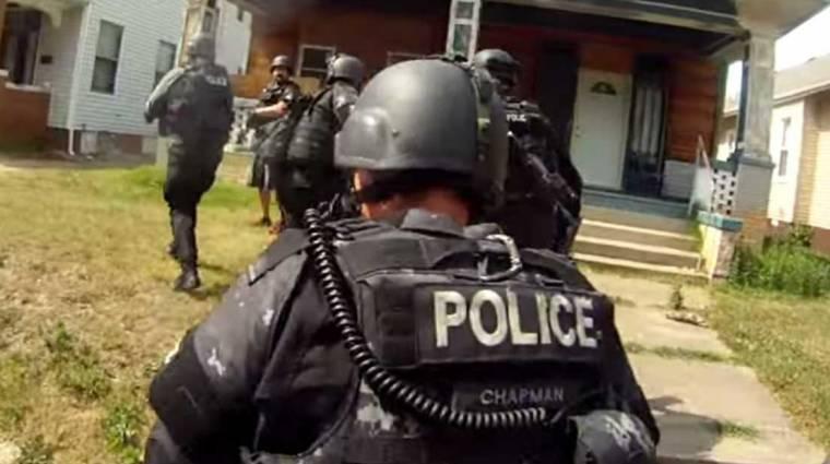 Még mindig van, aki szerint vicces a swatting: egy Fortnite streamer élő adásában törtek be kommandósok bevezetőkép