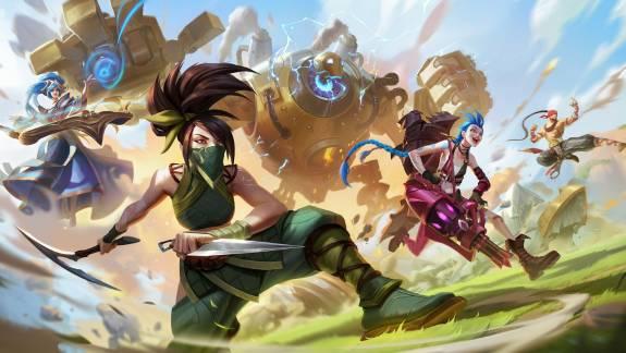 A League of Legends következő 10 éve most kezdődik, rengeteg tartalom érkezik kép