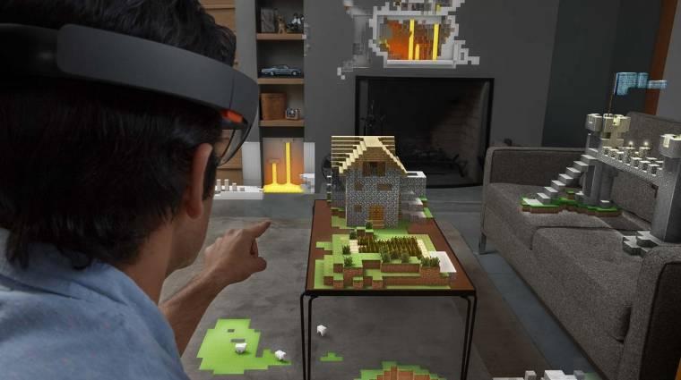 Microsoft HoloLens - a játékok a rendszer fontos részét képezik bevezetőkép