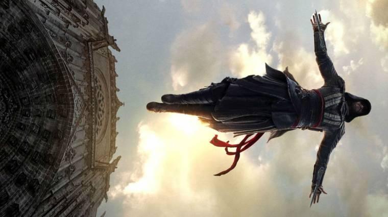 Assassin's Creed sorozat - anime lesz, kiderült, ki felel majd érte bevezetőkép