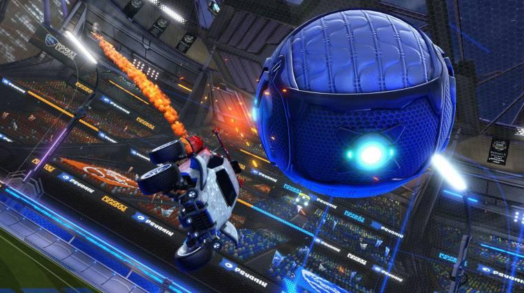 A Rocket League fejlesztői egy egyedi Xbox One X-et dobtak be a jótékonysági licitálásra bevezetőkép