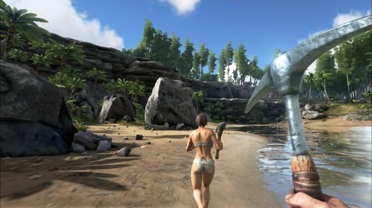 ARK: Survival Evolved - jöhetnek a modok bevezetőkép