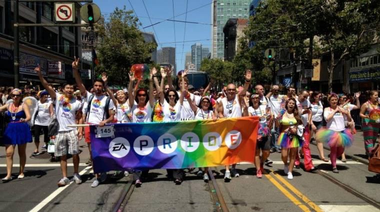 Így reagált a játékipar a melegházasság legalizálására bevezetőkép