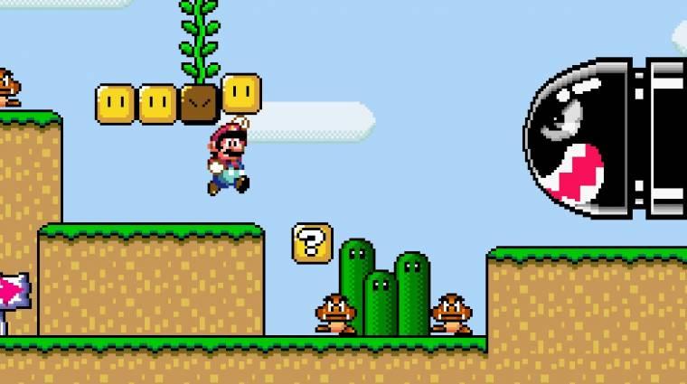 Ne dőljetek be a Super Mario World Kickstarter kampányának, átverés! bevezetőkép