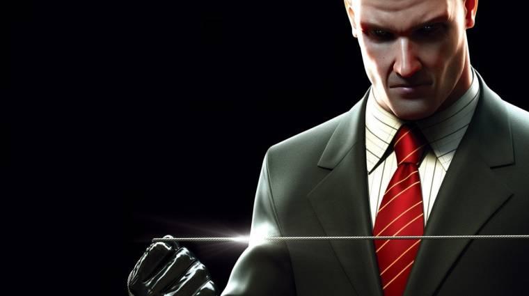 Két klasszikus résszel jön a Hitman HD Enhanced Edition bevezetőkép