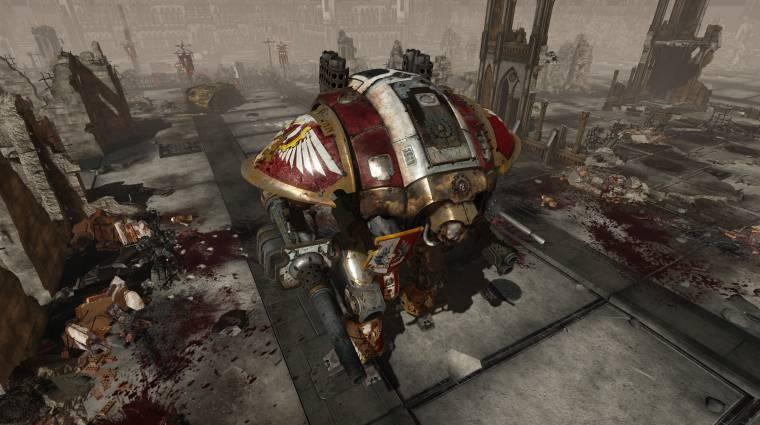 Warhammer 40 000: Inquisitor - Martyr megjelenés - megvan a hivatalos dátum bevezetőkép
