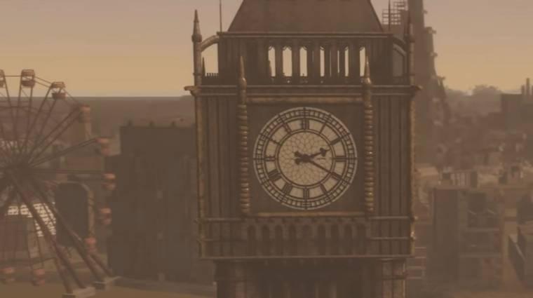 A Fallout: London egy lenyűgöző rajongói kiegészítő bevezetőkép