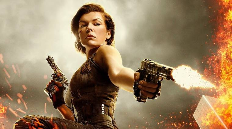 Már gőzerővel készül a Resident Evil filmsorozat rebootja bevezetőkép