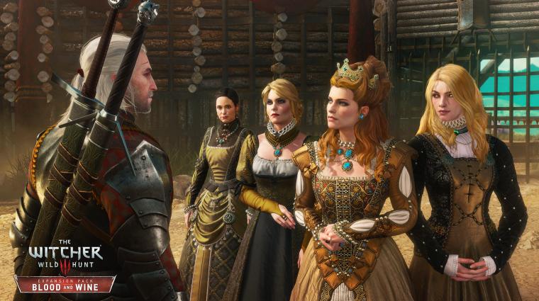 The Witcher 3: Blood and Wine - ennyi hely kell majd a DLC-nek bevezetőkép