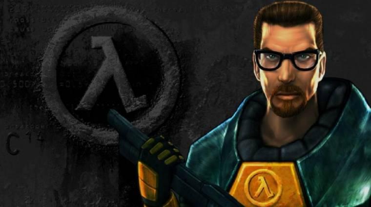 A Valve-et annyira lenyűgözte a GoldenEye, hogy átdolgozták miatta a Half-Life-ot bevezetőkép