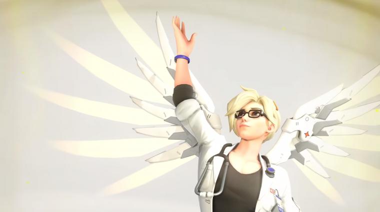 Overwatch - így húzhatod be az új Mercy skint és a többi új lootot bevezetőkép