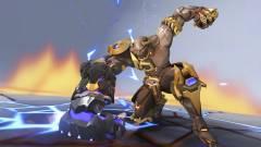 Egy menő Doomfist skinnel bővült az Overwatch, csak limitált ideig érhető el kép