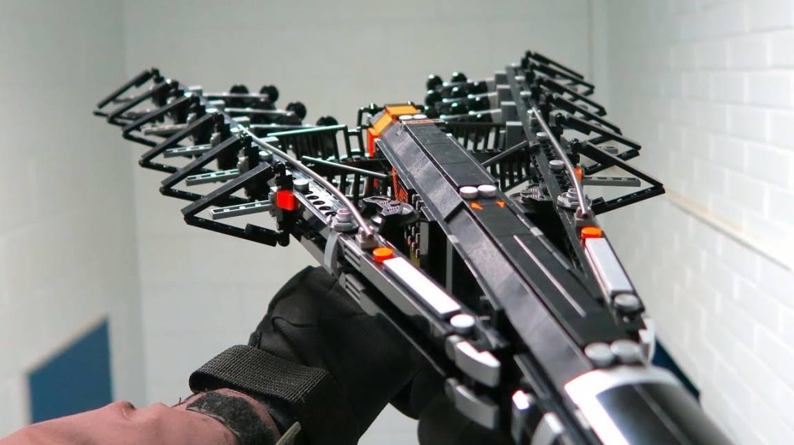 LEGO-ból készült el a Call of Duty: Infinite Warfare egyik legmenőbb fegyvere bevezetőkép