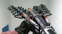 LEGO-ból készült el a Call of Duty: Infinite Warfare egyik legmenőbb fegyvere kép