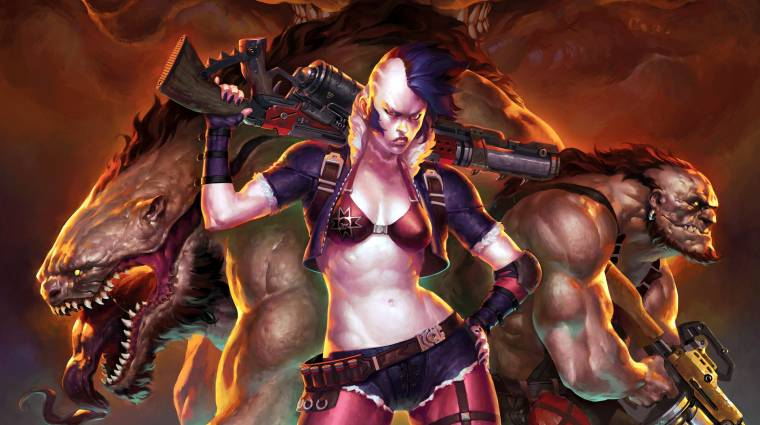 Raiders of the Broken Planet - Spacelords néven indul újra ingyenes játékként bevezetőkép