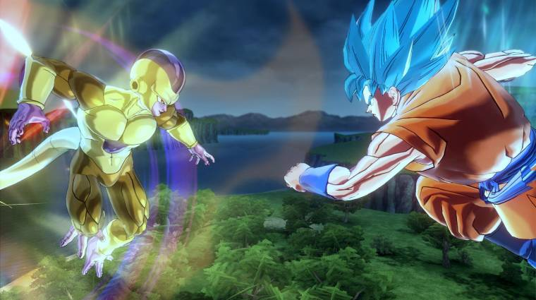 Dragon Ball Xenoverse 2 - temérdek újdonság jött az ingyenes frissítéssel bevezetőkép