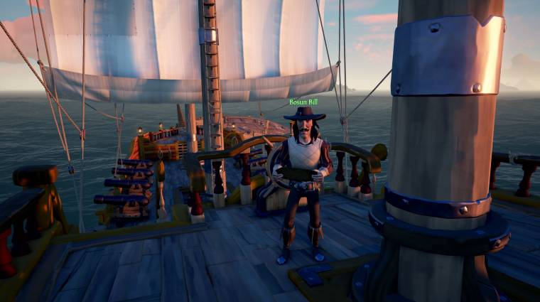Sea of Thieves - háromfős hajó is lesz a megjelenéskor bevezetőkép