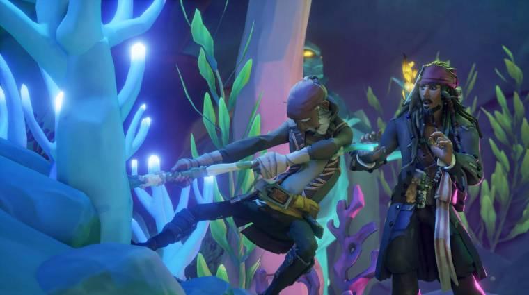 A Sea of Thieves negyedik szezonja a víz alá visz bennünket bevezetőkép