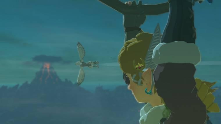 Egy játékos sétálás és futás nélkül vitte végig a The Legend of Zelda: Breath of the Wildot bevezetőkép