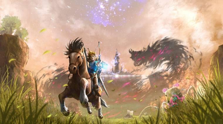 A Twitch nézői éppen a The Legend of Zelda: Breath of the Wild végigjátszásán dolgoznak bevezetőkép