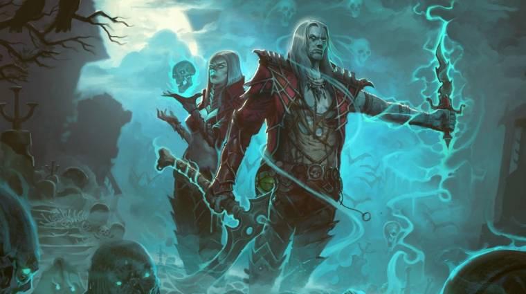 Diablo III - így kezdődik a nekromanták története bevezetőkép