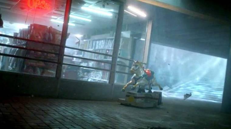 Ennél lehangolóbb PS4-es Death Stranding reklámot nehéz elképzelni bevezetőkép