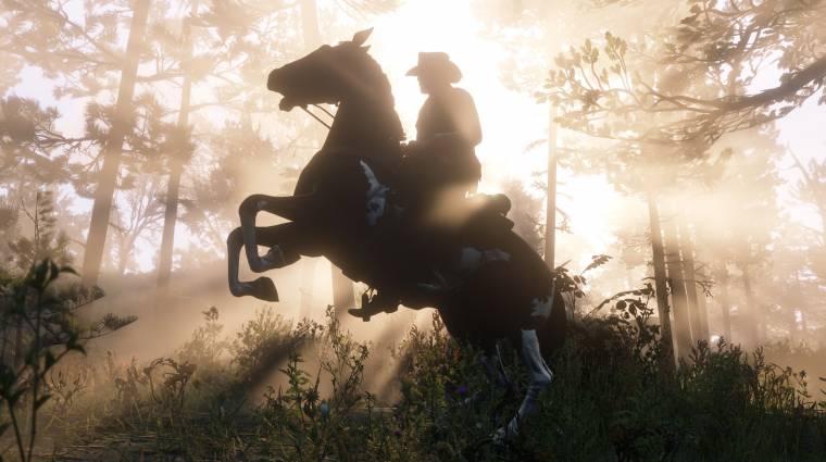 Red Dead Redemption 2 - 8 nap alatt többet szállítottak le belőle, mint elődjéből bevezetőkép