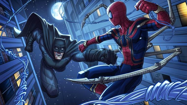 Napi büntetés: Pókember egy skót dudával győzte le Batmant bevezetőkép
