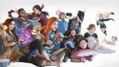 Idén is csodás PS4-es háttérrel ünnepli a Sony a nőnapot kép