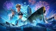 Elérkezett a World of Warships 6. születésnapja, játékbeli eseményekkel ünnepelhetünk kép