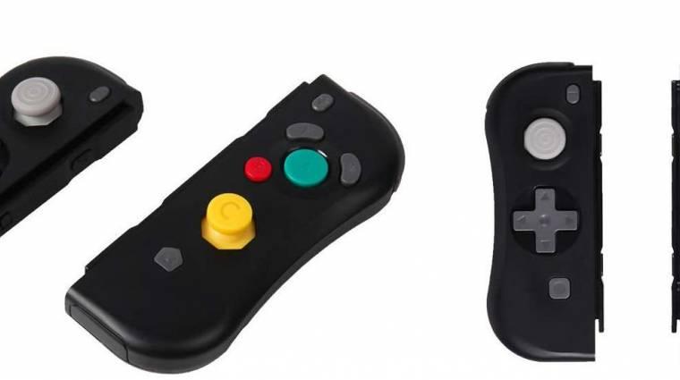 Gamecube-os stílusú kontrollert kapott a Nintendo Switch bevezetőkép