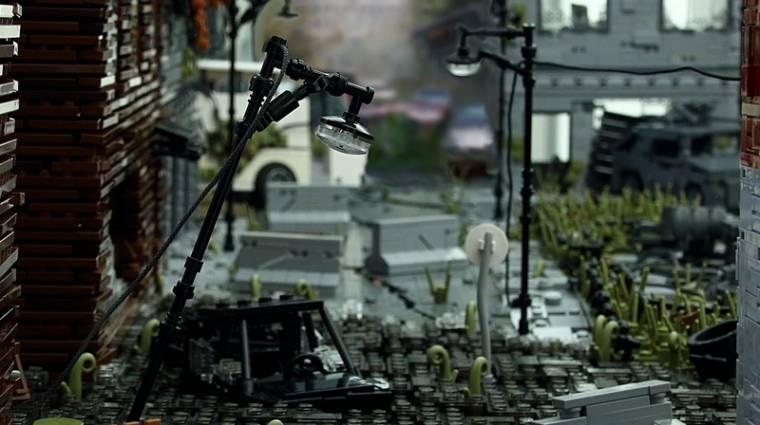LEGO-ból építették meg a The Last of Us városát bevezetőkép