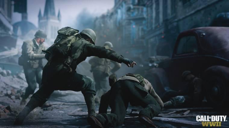 E3 2017 - nem jön Nintendo Switchre a Call of Duty: WWII bevezetőkép