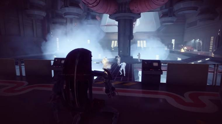 Star Wars Battlefront II - videón mutatkoznak be a droidikák bevezetőkép