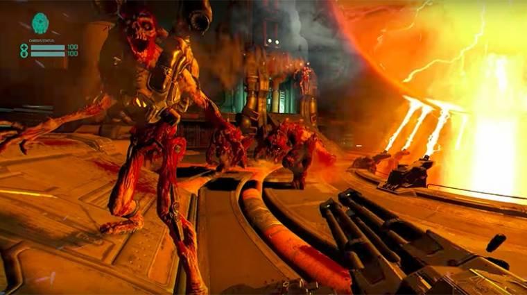 Doom VFR és Skyrim VR megjelenés - karácsonykor jönnek a Bethesda játékai? bevezetőkép