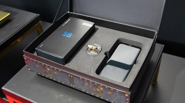 Kincsesládában érkezik a Jack Sparrow rajongóknak szánt Samsung Galaxy S8 bevezetőkép