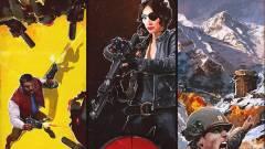 Wolfenstein 2: The New Colossus - ezt kapjuk majd a szezonbérlettel kép