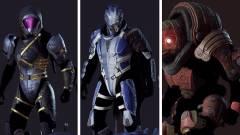 Anthem - Mass Effect páncélokkal ünnepeljük az N7 napot kép
