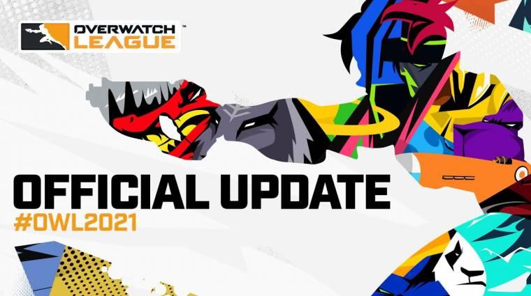 Az Overwatch League megnyitja kapuit, három eseményt is beterveztek bevezetőkép